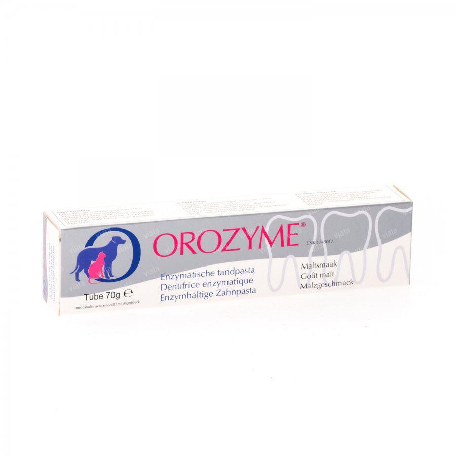 orozyme enzymatische tandpasta