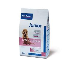 HPM Virbac Dog Junior Spec Medium