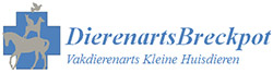 Dierenarts Breckpot Mobiel Logo: